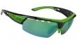 Salice okuliare 005 RWB Black-Green - RW Green