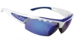Salice okuliare 005 RWB White-Blue - RW Blue